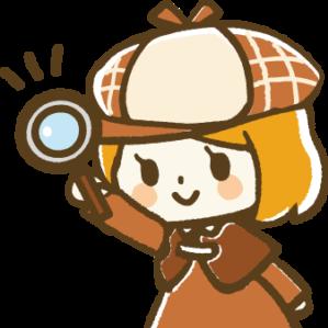 占い探偵ちゃん