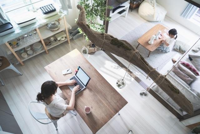 家具の配置・インテリア