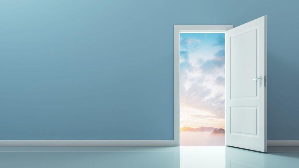 これからの未来・未来への扉を開く、将来がわかる