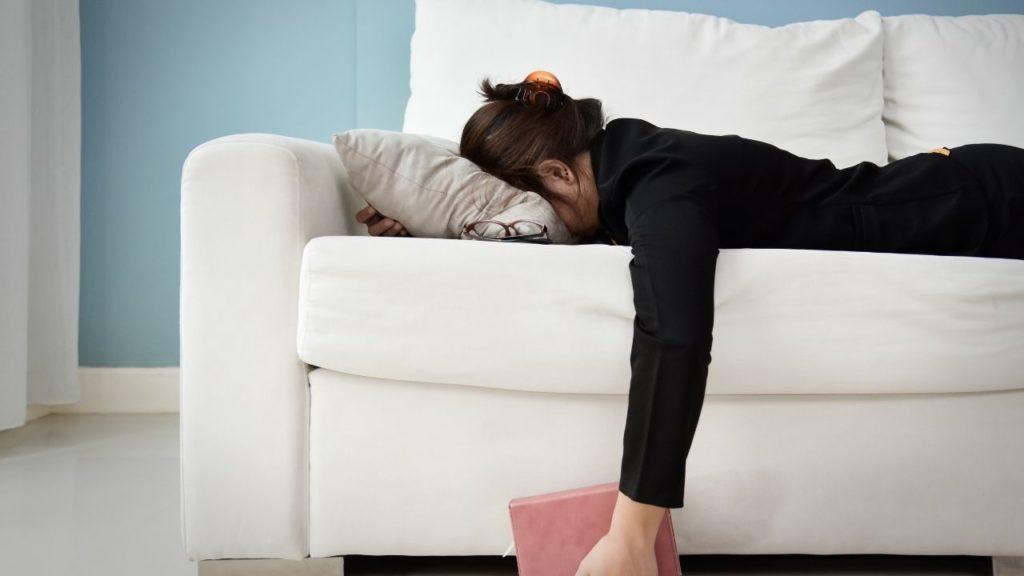自分でやると疲れるなどの危険性あり?