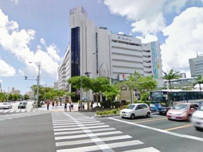 県庁前駅パレット久茂地(くもじ)・デパートリウボウの占い「ローズムーン」