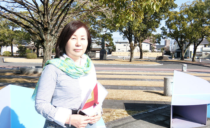 宮崎市神宮近郊の「Compass act(コンパスアクト)」西野さん