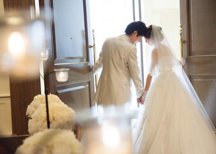 彼からプロポーズされ、無事に結婚できた!