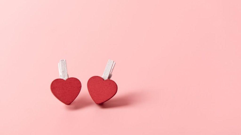 恋愛の象徴