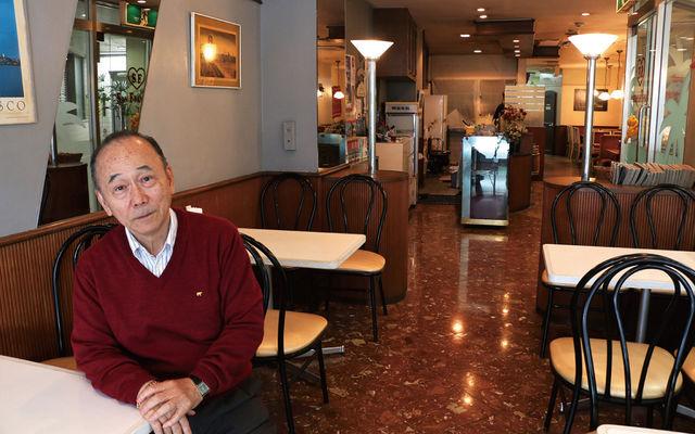 沖縄の父・福田先生に占って貰える国際通りのカフェ「喫茶サンフランシスコ」