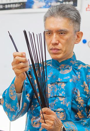 本場仕込の本格的な東洋占術を体験できる「宝琉館(ほうりゅうかん)」