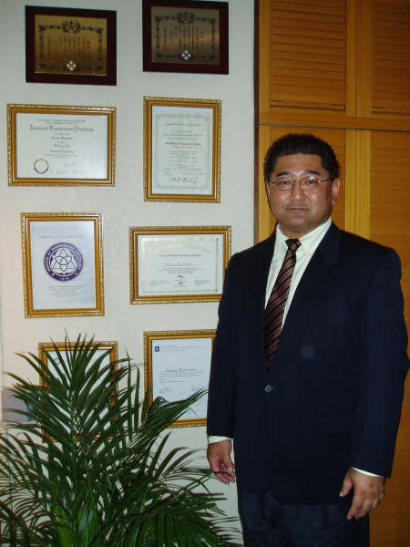 狩俣宇志先生の画像