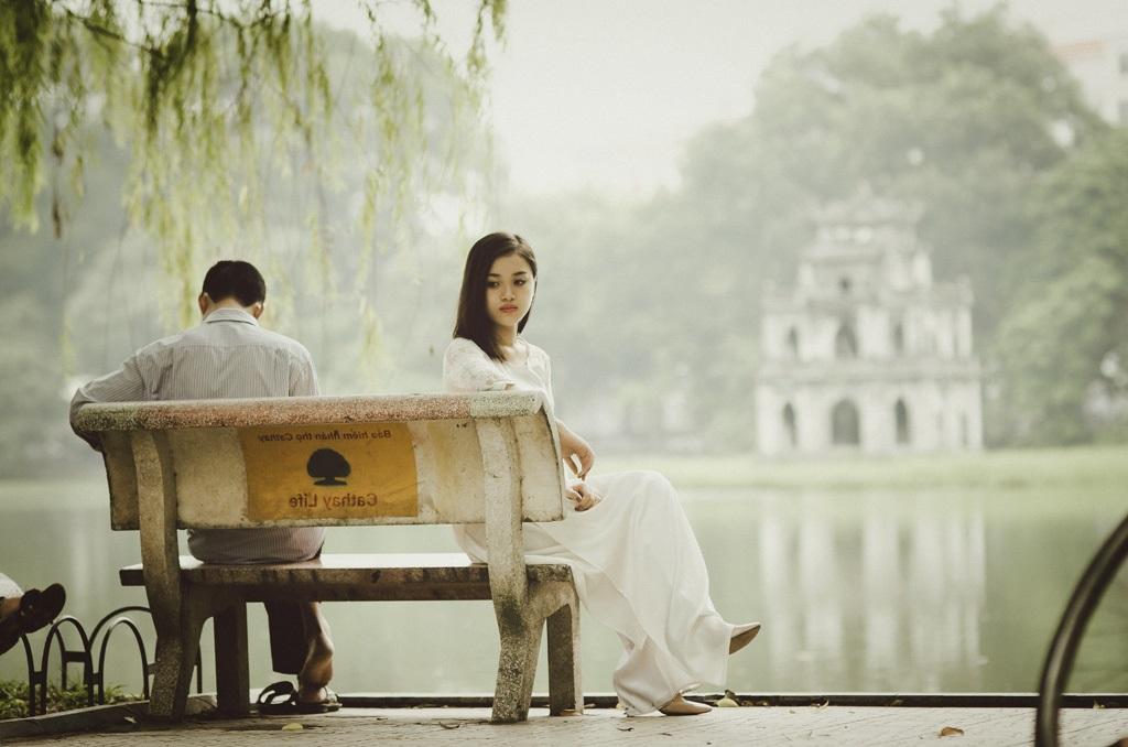 離婚するための護符はある?