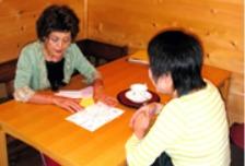 羽咋郡宝達志水町散田の占いカフェ「聖蔵(ひじりくら)」