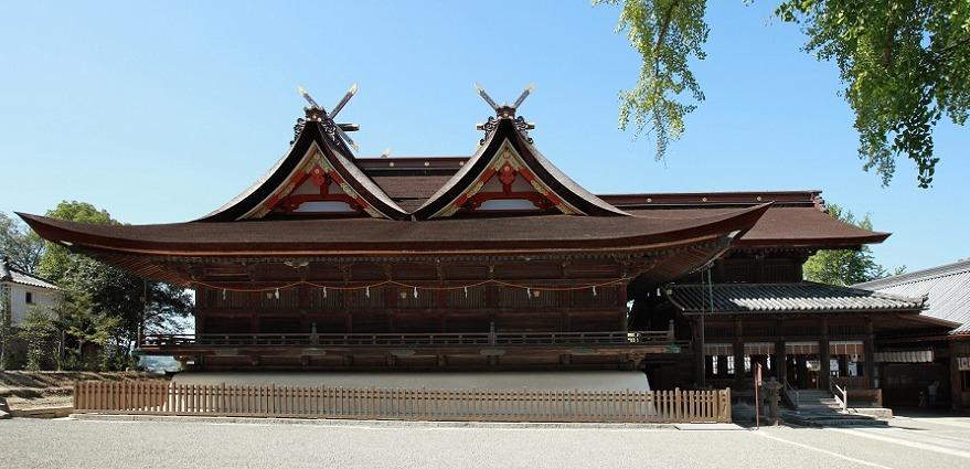 鬼の首が下に埋められたかまどで占いをする「吉備津神社」