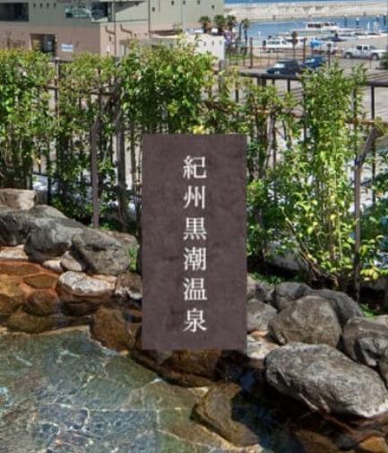 和歌山マリーナシティの紀州黒潮温泉「マリーナの母 玲翠の手相」