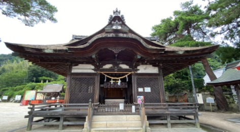 高島市・近江の厳島と呼ばれる「白髭神社」