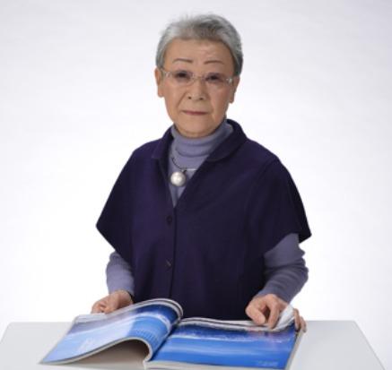 八坂神社で鑑定していた八坂の母「宮崎悠翠先生」の手相・四柱推命占い