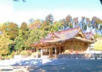 日向国一之宮「都農神社」