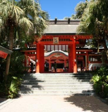 「青島神社」恋愛成就・縁結びにおすすめ