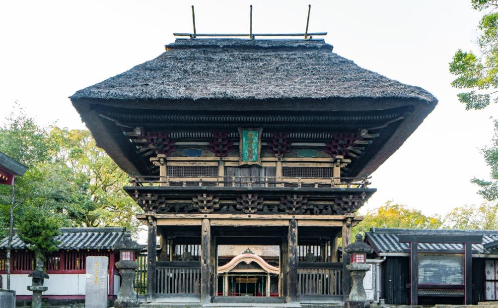 人吉市「青井阿蘇神社」