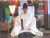 占いもしている「荻原稲荷神社」