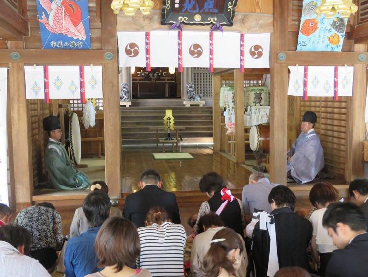 有名な子授け・子宝神社の子安の杜「宇美八幡宮」
