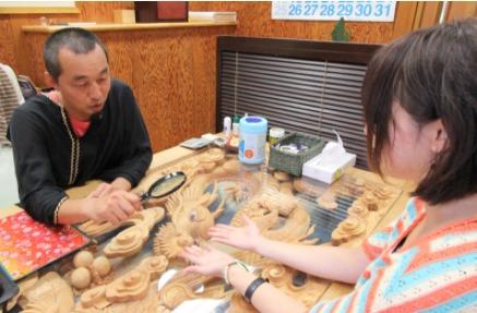 益田市の教習所にある「占い&カフェOASIS匠」