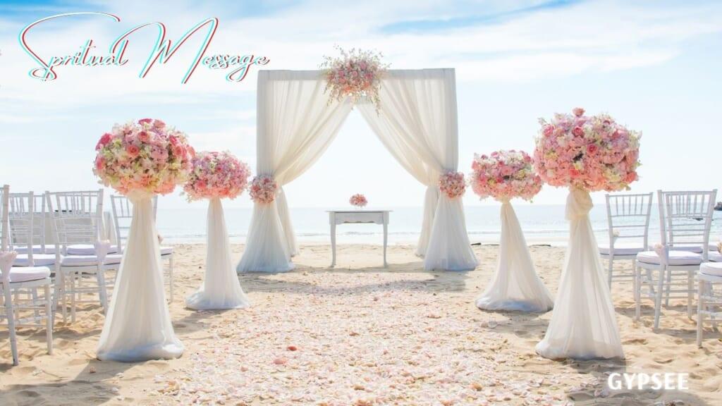 結婚式のスピリチュアル意味!疲れる・花嫁を見かける・遭遇・神社・雨・夢など