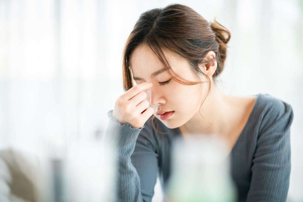 頭痛・眠気とアセンション
