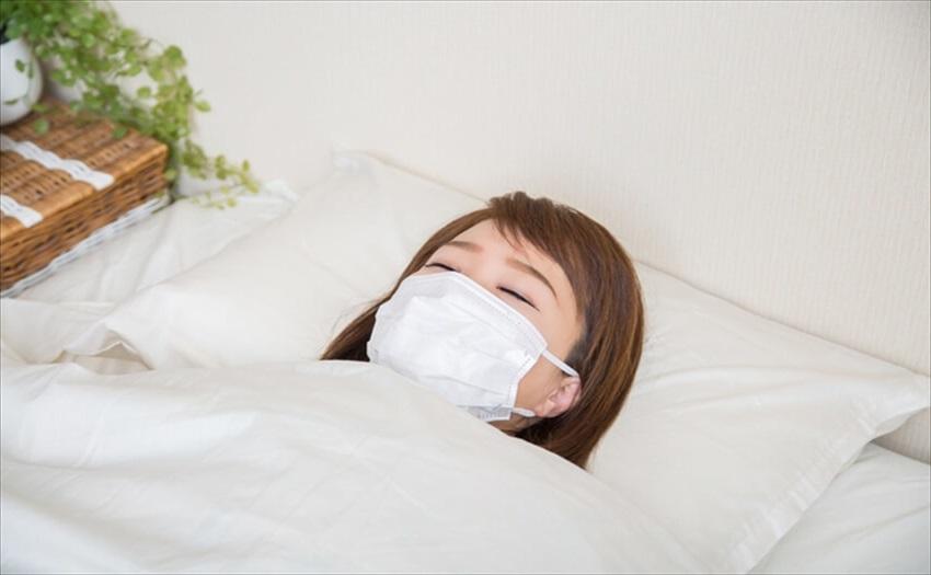 風邪で眠い