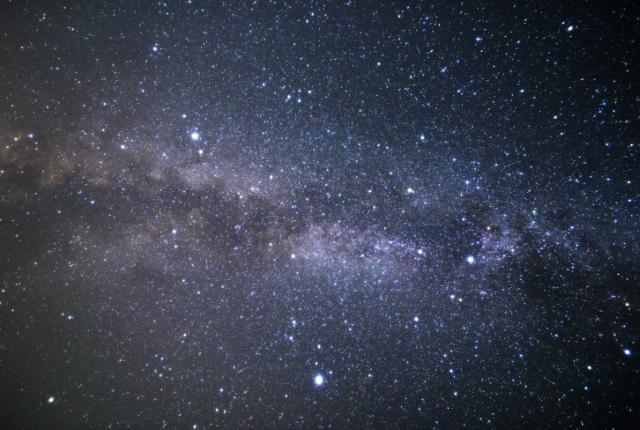 【長野県阿智村】日本一の星空と天の川の画像