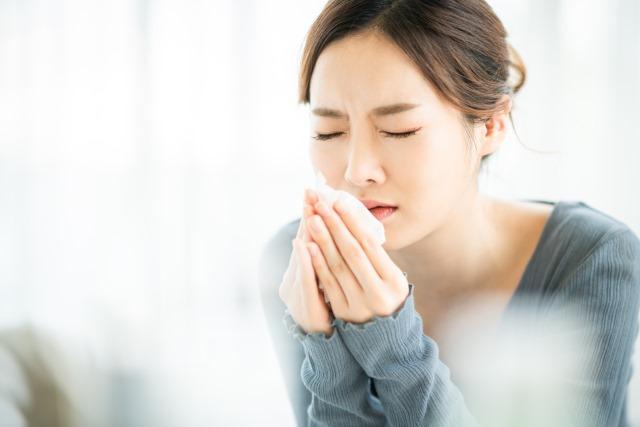 きつい・お腹痛い・頭痛・気持ち悪いときは使用中止する