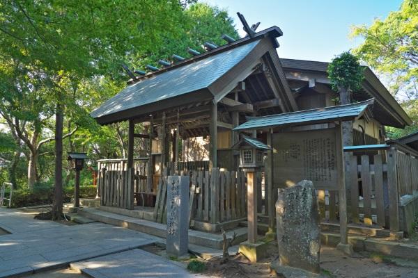 【おのころ島神社】 兵庫県南あわじ市榎列下幡多