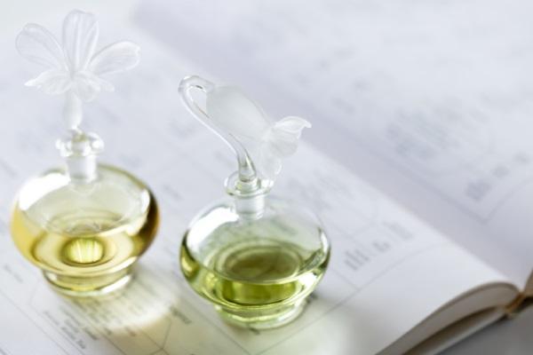 4種類のエッセンシャルオイル配合