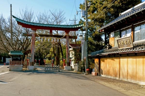 ⑦鷲宮神社