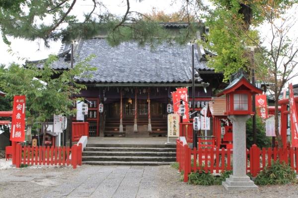 埼玉県鴻巣市の「鴻神社」