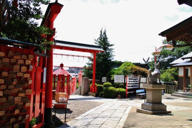 猿田彦神社&三光稲荷神社