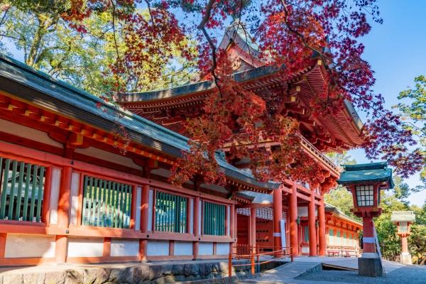 武蔵一宮 氷川神社